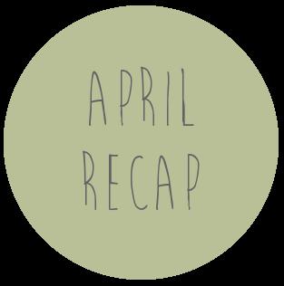 aprilrecap